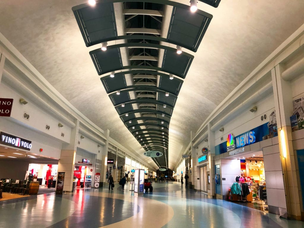JAX - Guide to Jacksonville International Airport
