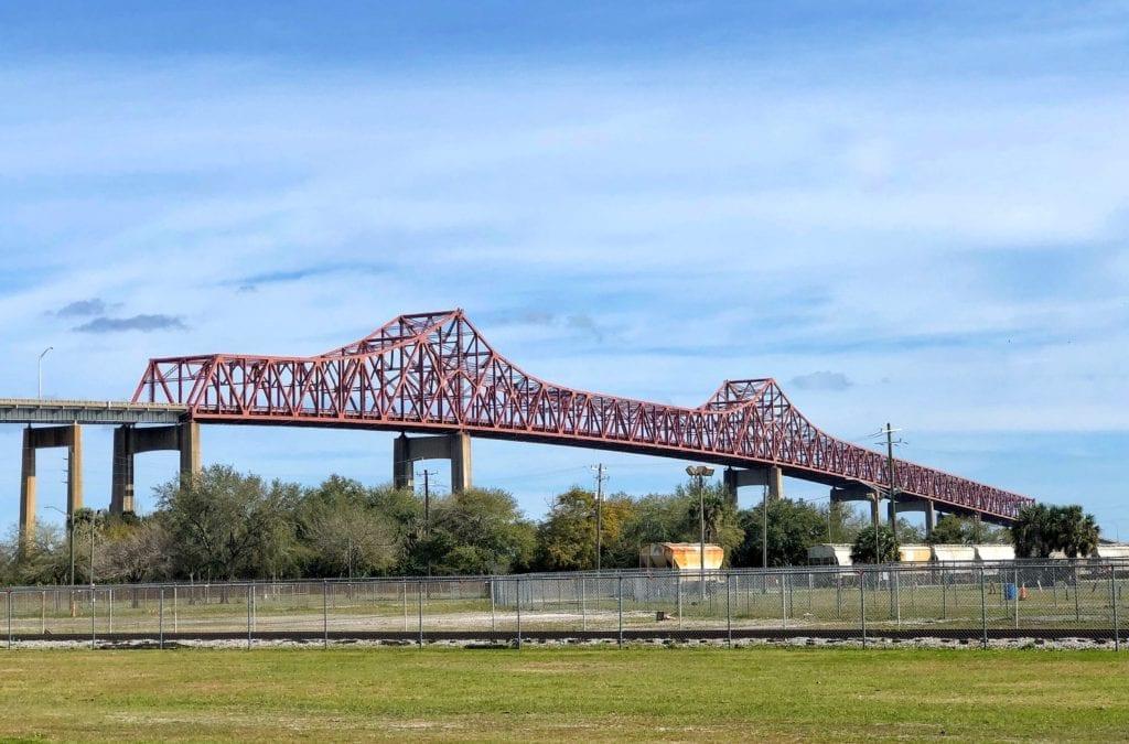 Bridges of Jacksonville Florida - Mathews Bridge