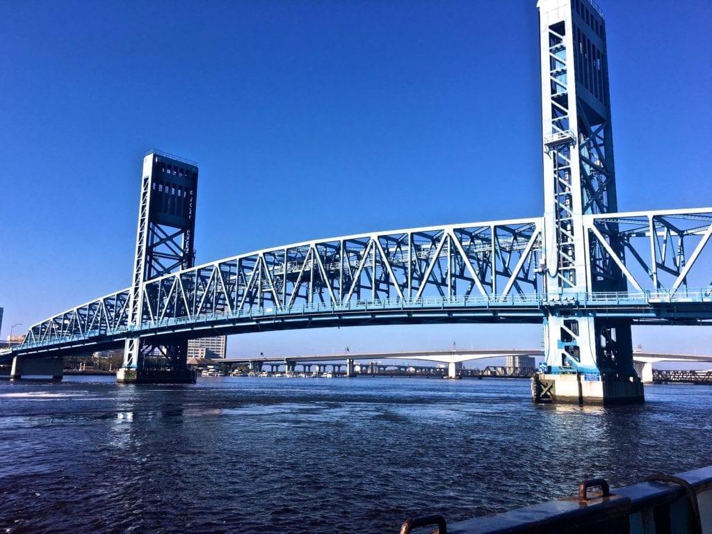 Bridges of Jacksonville Florida - Main Street Bridge