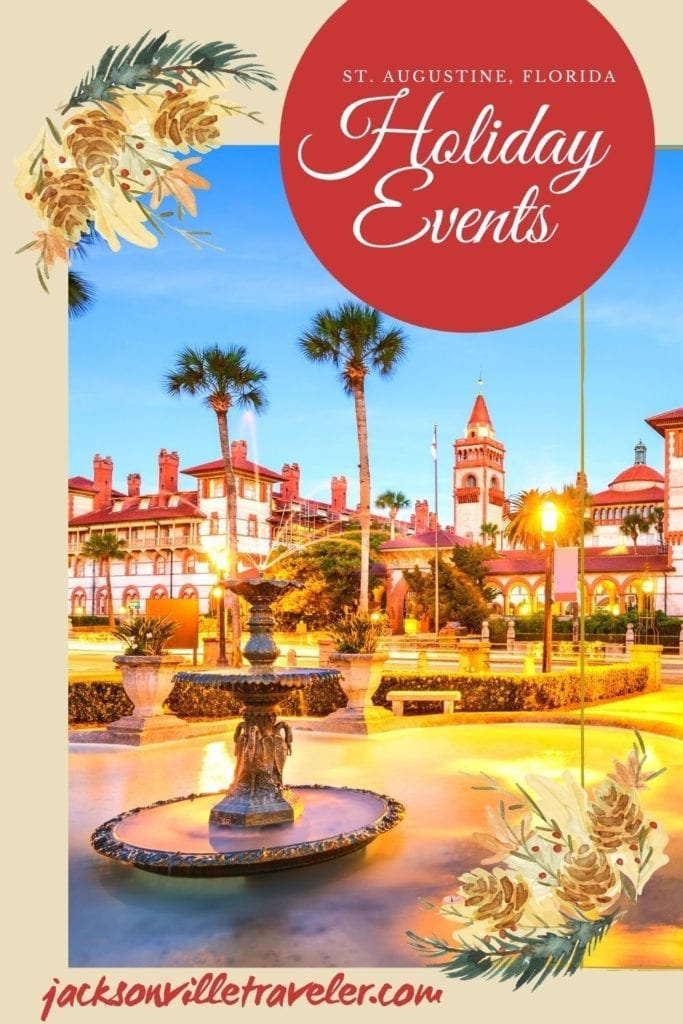 St. Augustine Nights of Lights and Christmas Events