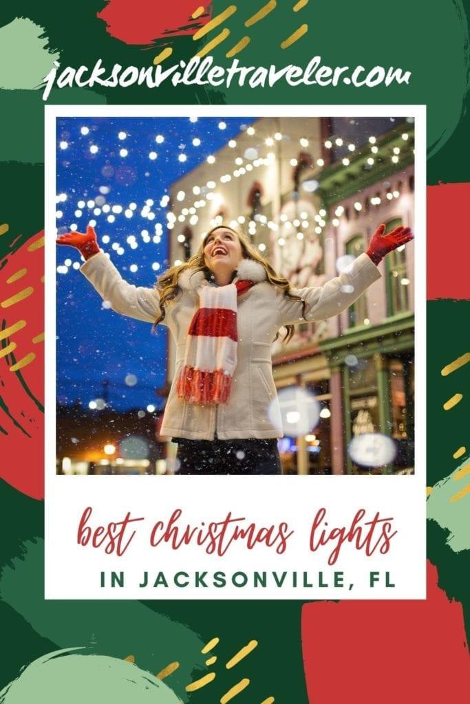 Best Christmas Lights in Jacksonville Florida